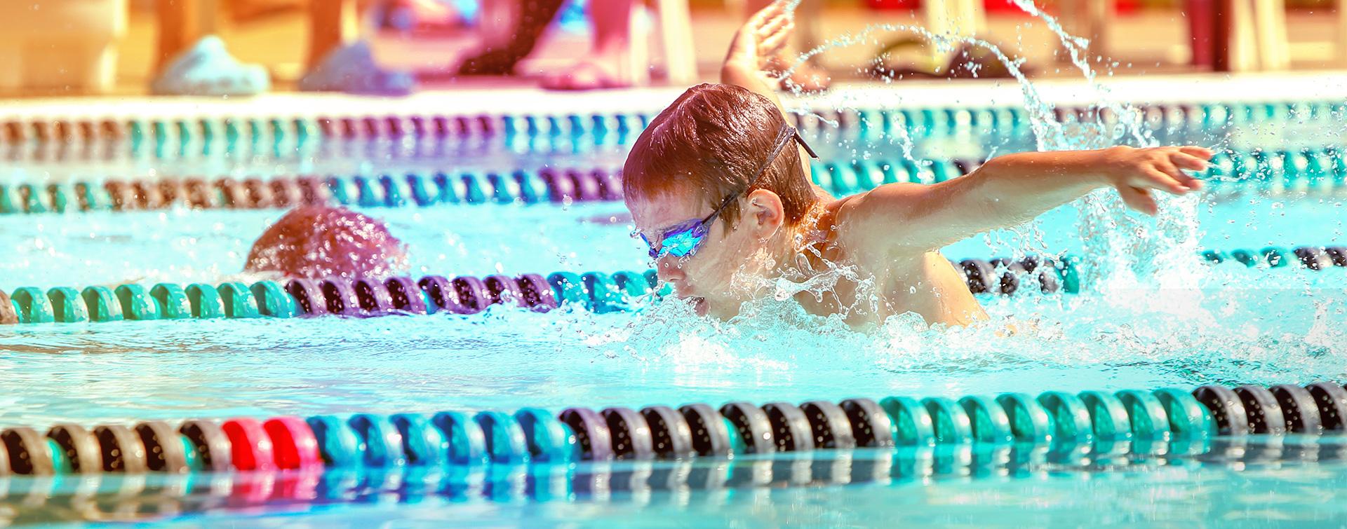 Cursuri inot copii in berceni la Aqua